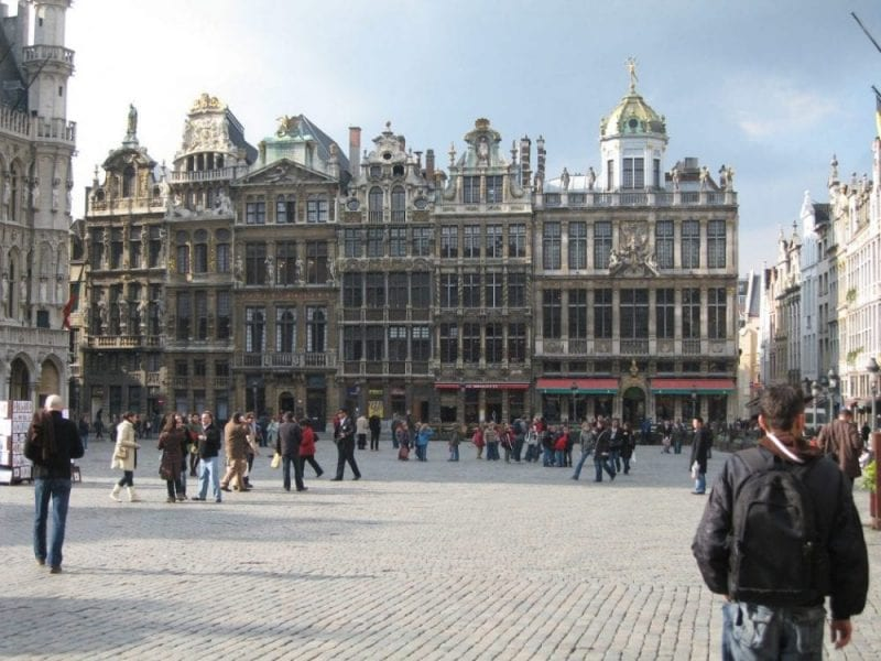 Bruselas Grand Place