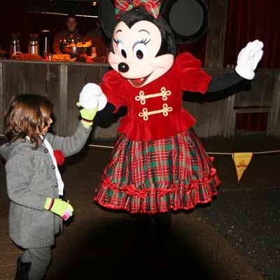 Disneyland Paris navidad baja blog