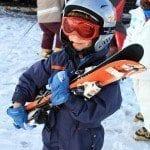 Consejos útiles para esquiar con niños