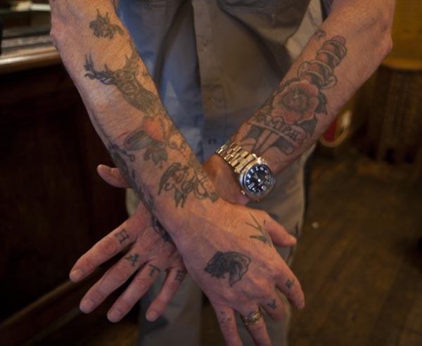 Escocia Highlands tatuaje blog