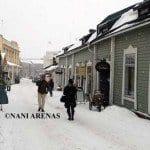 El día a día en Finlandia en invierno