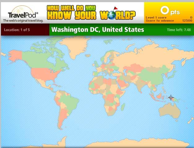 Mapa juego