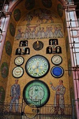 Reloj de Olomouc