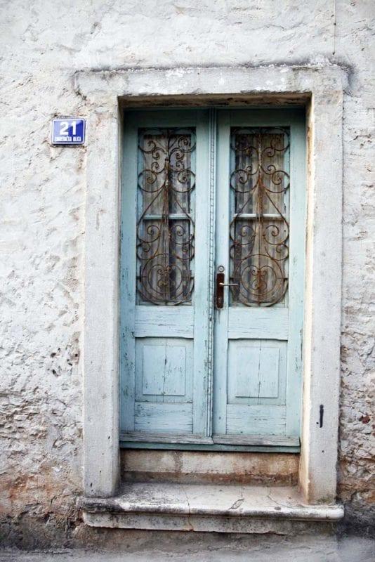 En Losinj se ven los colores del mediterráneo