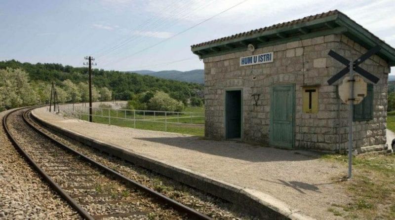 Estación de tren de Hum