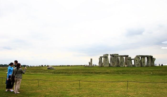 Stonehenge horizontal