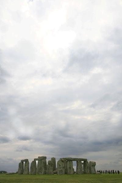 Stonehenge, a una hora de Londres, tiene una luz mágica
