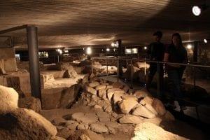 Museo y zona arqueológica de la torre hercules