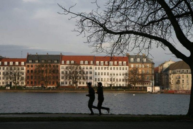 Copenhague runners