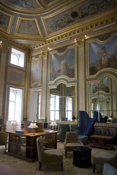 Salón hotel palacio do Freixo, Oporto