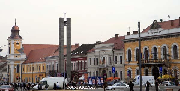 cluj-ayuntamiento