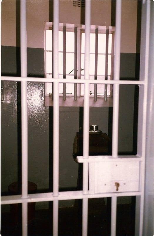 celda nelson mandela Robben Island nani arenas blog