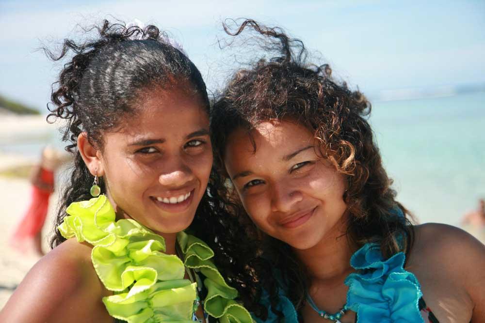 criollas isla Mauricio