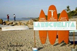 Sayulita,en Nayarit, es una de las localidades preferidas por amantes del surf