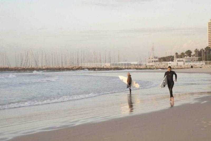 La capital de Israel, Telaviv, es una urbe mediterránea siempre animada
