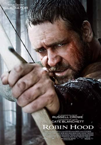 Cartel de la película Robin Hood
