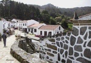 La aldea de Santo André de Teixido ronda los 50 habitantes