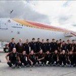 La selección española se marcha ya a Sudáfrica, un país fascinante