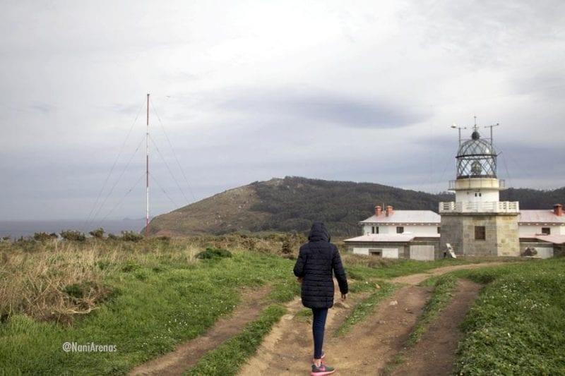 El faro de Bares se construyó en 1848