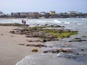Playa de Arealonga, en Lugo pan nani arenas blog