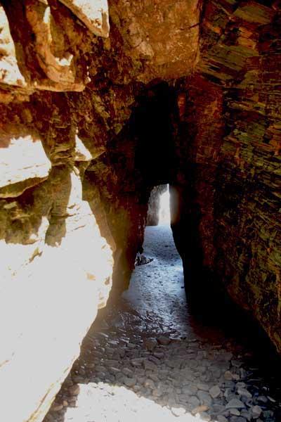 Playas Catedrales Lugo cueva nani arenas blog