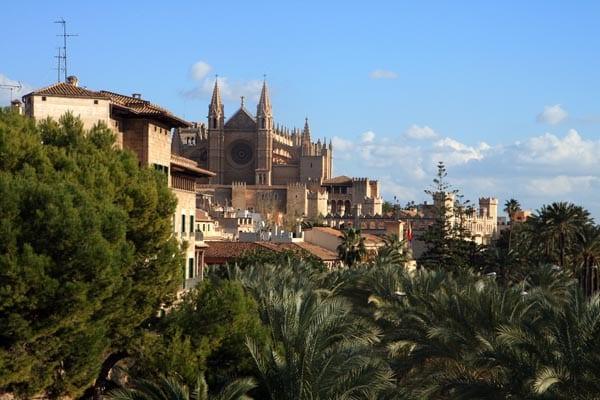 Palma de Mallorca es uno de los destinos mas demandados por los viajeros del Imserso