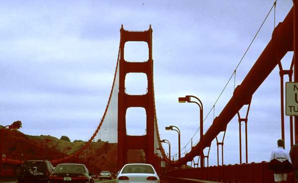 San Francisco, la capital del cinematográfico Golden Gate