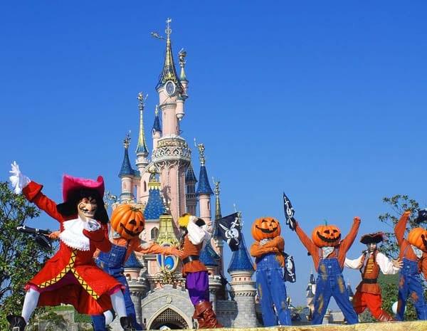 Halloween en Disneyland París