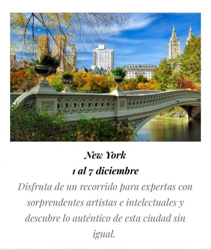 Oferta viaje a Nueva York en Navidad