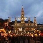 Ya es Navidad en Viena y la ciudad se llena de mercadillos