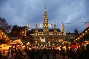 Viena mercadillo ayuntamiento blog