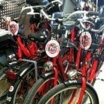 En bicicleta por Amsterdam en busca de tiendas y restaurantes curiosos