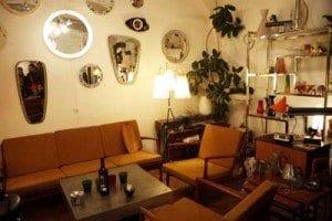 Tienda de muebles vintage en viena