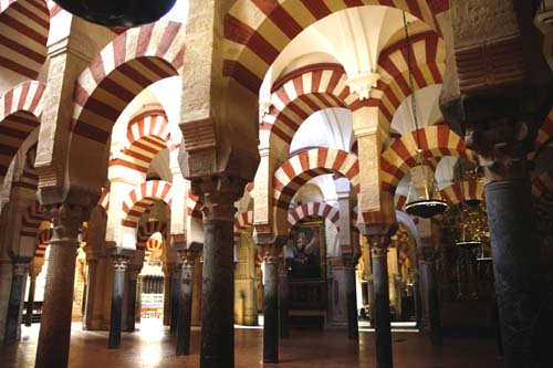 Visita nocturna y espect culo en mezquita catedral de c rdoba - Visita mezquita cordoba nocturna ...