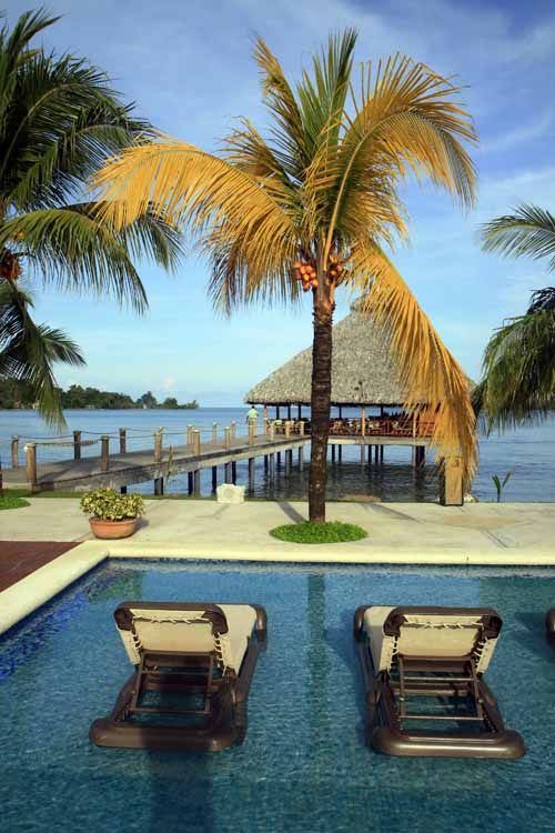 Hotel en Panamá, en el Caribe