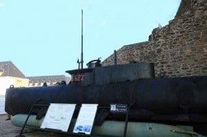 Brest submarino alemán museo
