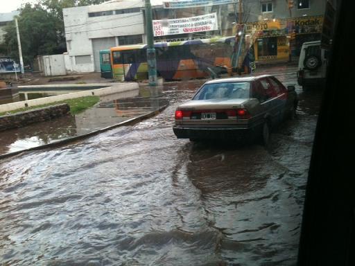 Diluvio Mendoza 2011