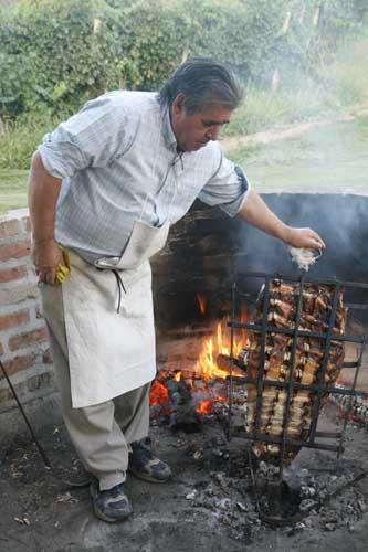 El asado argentino, un clásico en la gastronomía del país