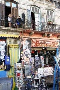 Buenos Aires Caminito Boca souvenirs la viajera blog