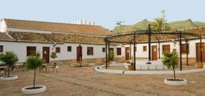 Malaga hotel cortijo del arte