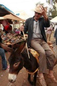 Marrakech mercado Atlas la viajera blog