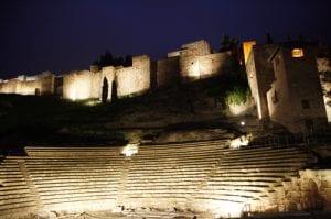 anfiteatro romano de malaga