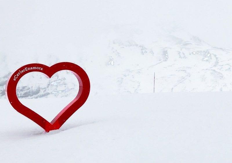El corazón de Cerler