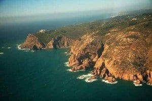 Acantilados cabo da roca portugal vistas aéreas nani arenas blog