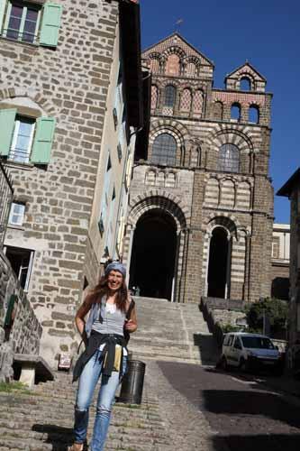 Auvernia Le Puy en Velay nani Arenas