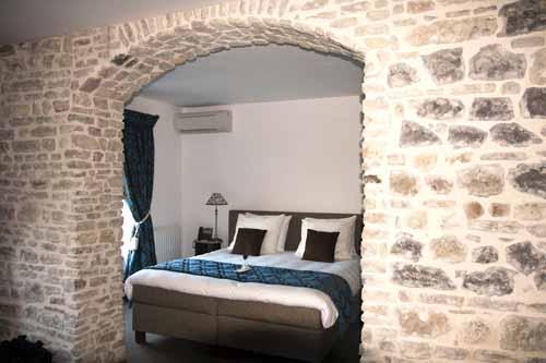 Castillo de la Caniere habitacion