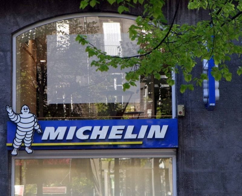 Clermont Ferrant Michelin