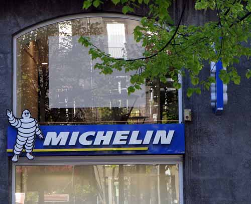 Michelin es la empresa mas importante de Clermont-Ferrand