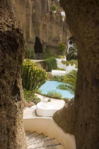 Lanzarote LAGOMAR piscina