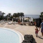 Un hotel de cinco estrellas para dormir en Lanzarote